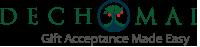 Dechomai Logo